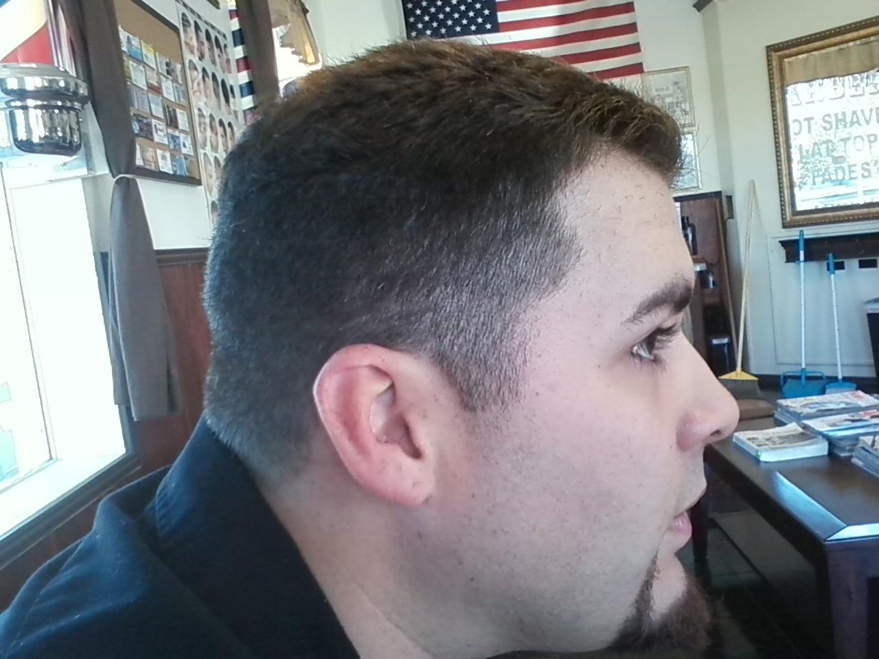 Toledo Blade Barber Shop